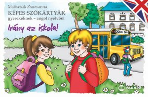 kepes szokartya angolbol irany az iskola