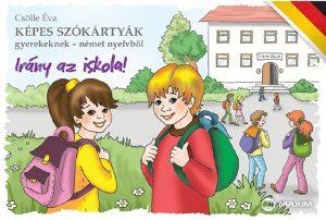 kepes szokartya nemetbol irany az iskola