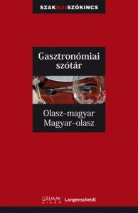 olasz magyar gasztronomiai szotar