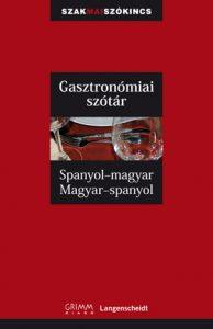 spanyol magyar gasztronomiai szotar