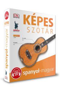 spanyol magyar kepes szotar