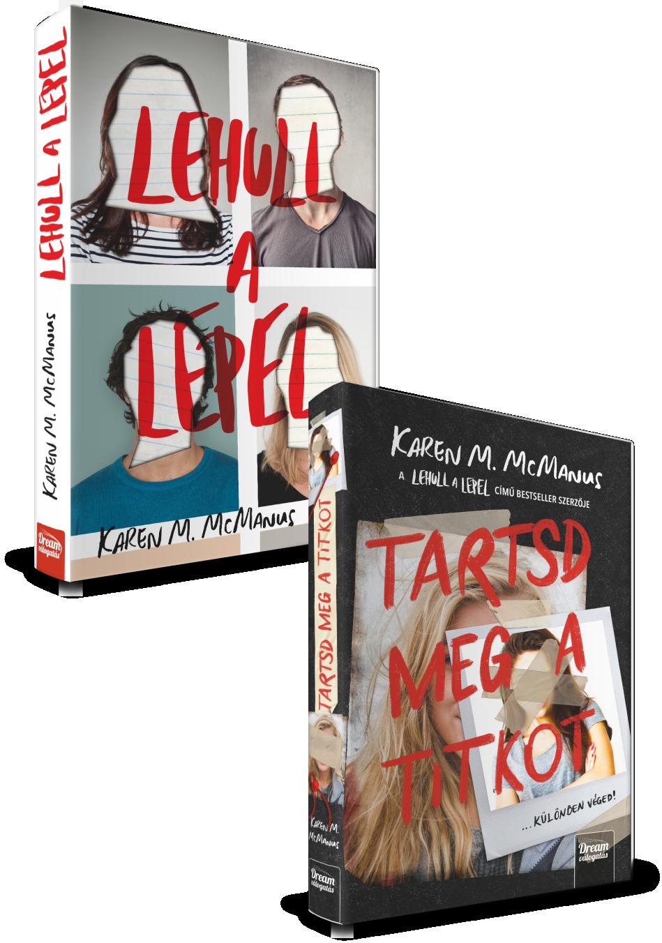 Karen M McManus books