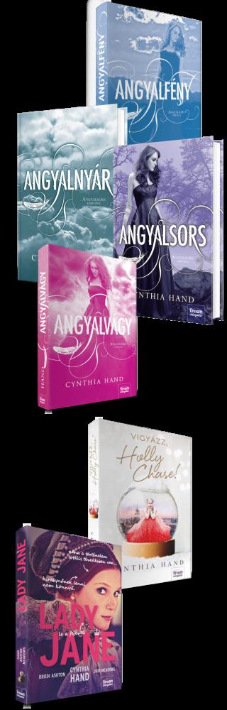 Cynthia Hand books